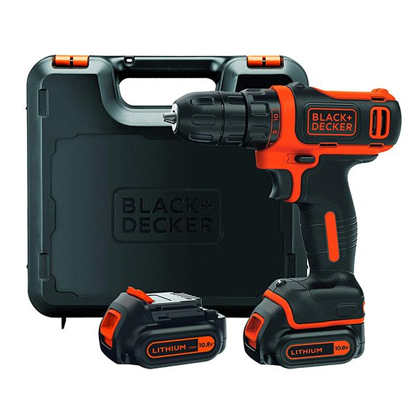 Black + Decker BDCDD12KB-QW