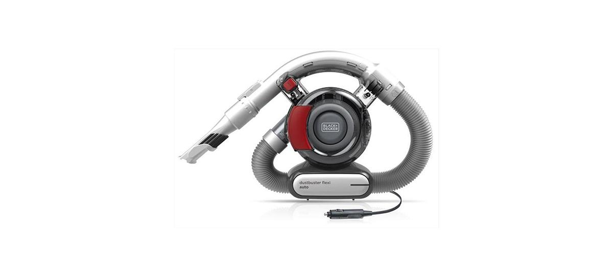 Black + Decker Dustbuster Flexi Auto 12V PD1200AV