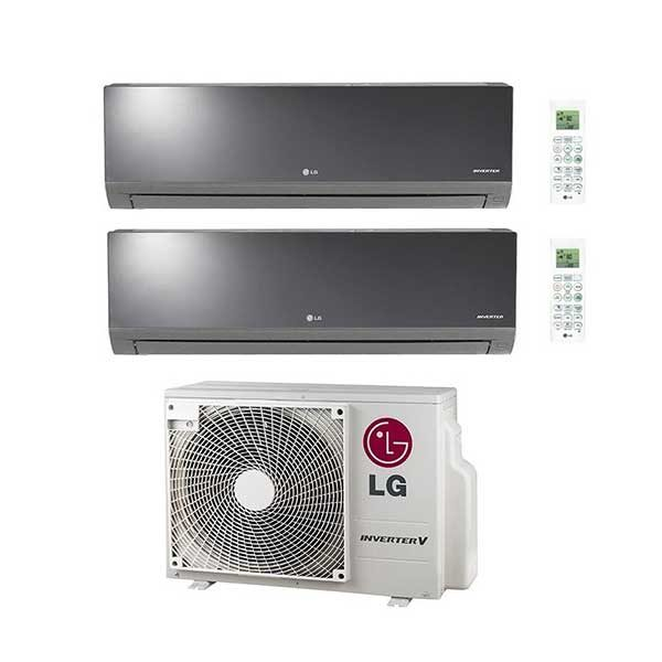 LG Artcool 9000 + 12000 Btu