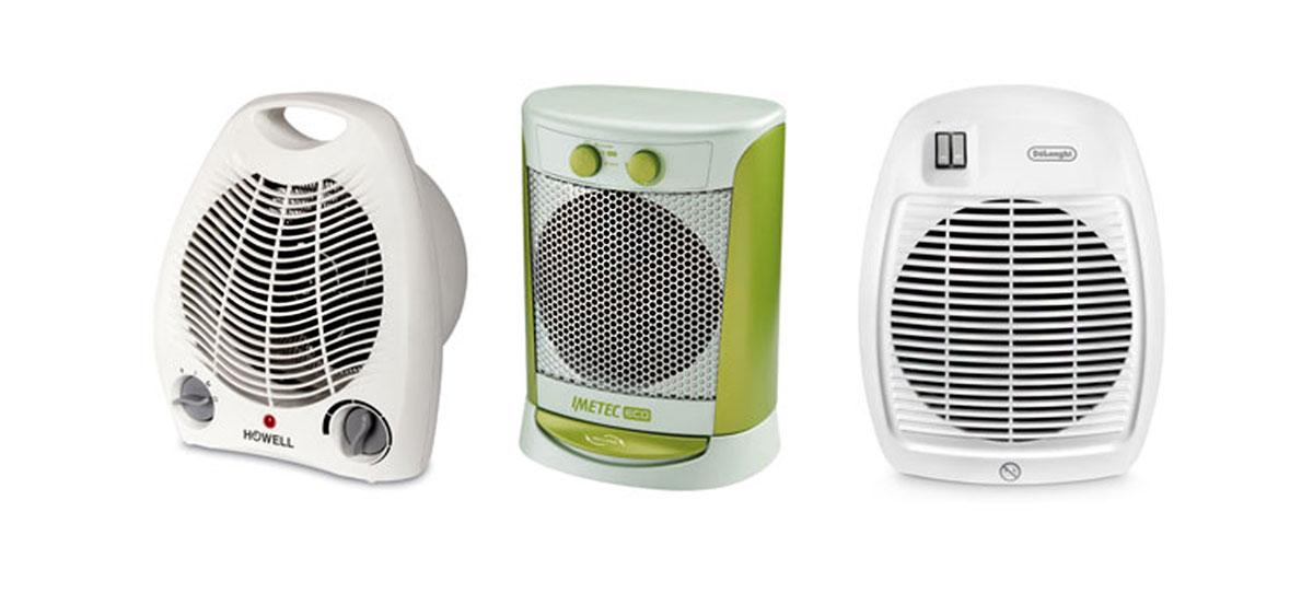 Migliori termoventilatori elettrici