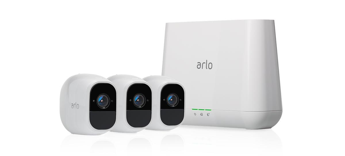 Netgear Arlo Pro 2 VSM4430P kit