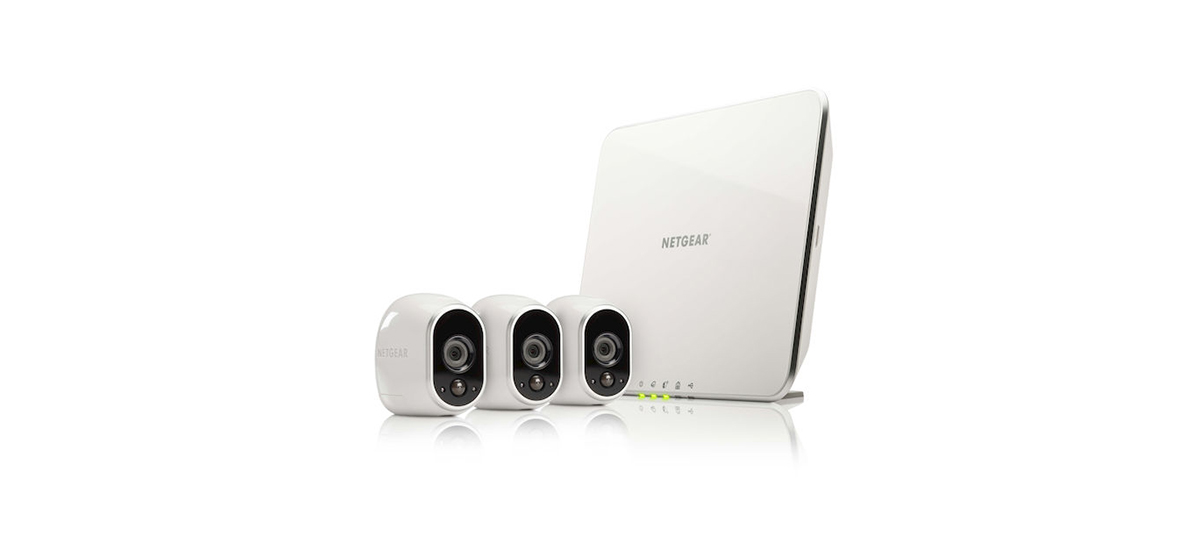 Netgear Arlo VMS3330-100EUS kit