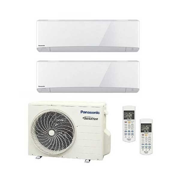 Panasonic Etherea 9000 + 12000 Btu