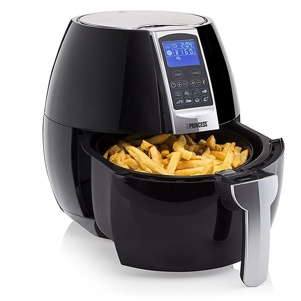 Recensione princess digital aerofryer xl for Cucinare a 80 gradi