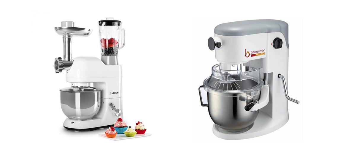 Robot da cucina o planetaria? Quale scegliere?