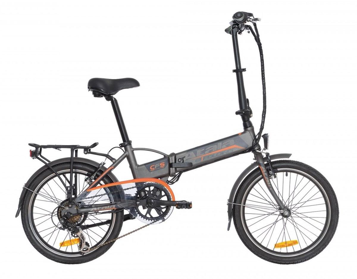 Bicicletta Con Pedalata Assistita Atala