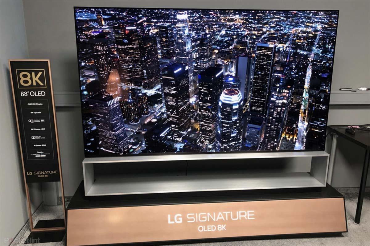 Recensione LG OLED88Z9PLA