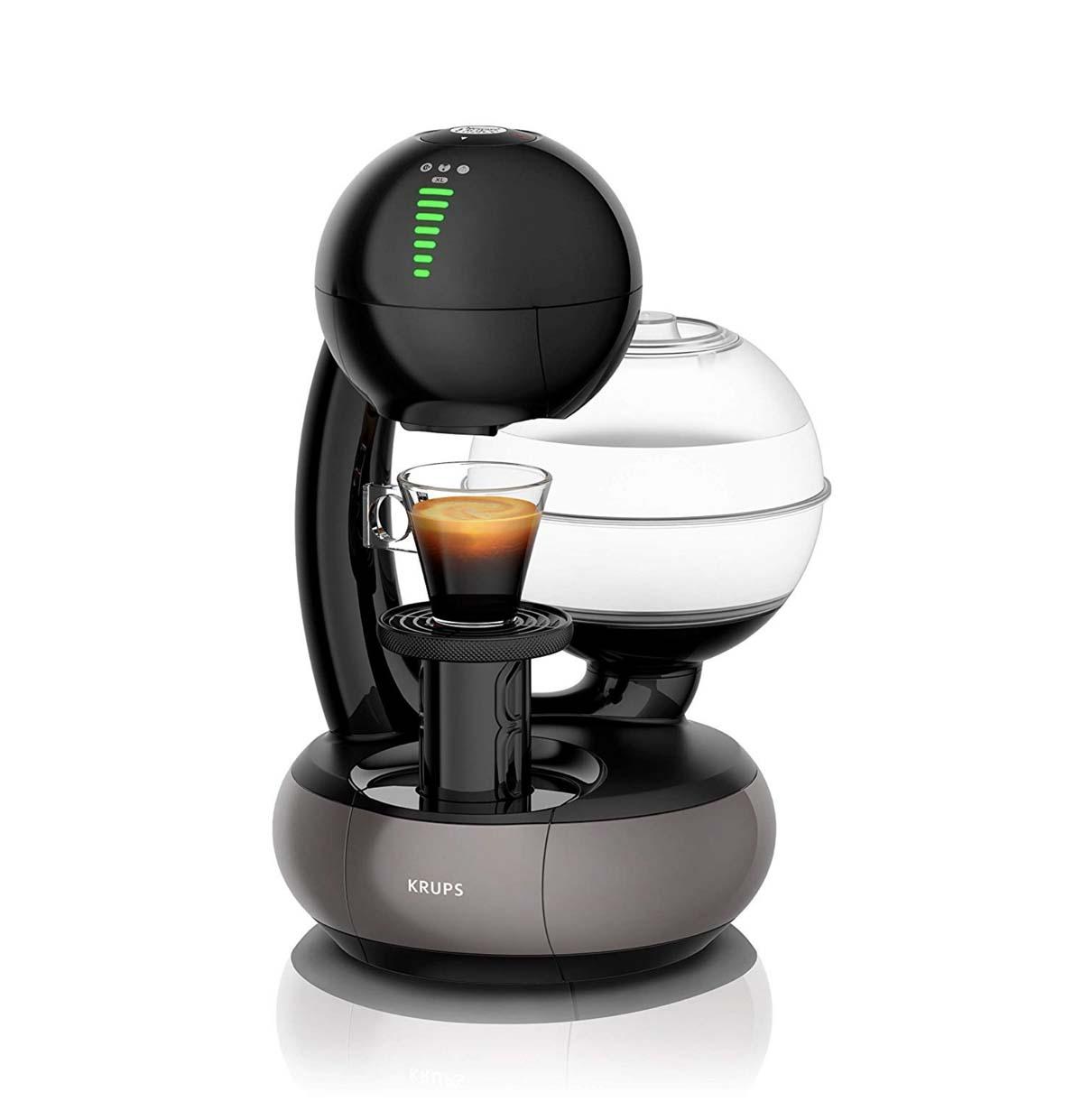 DE /'Longhi EC146.B tradizionale macchina per il caffè Espresso POMPA 15 Bar Nero Nuovo