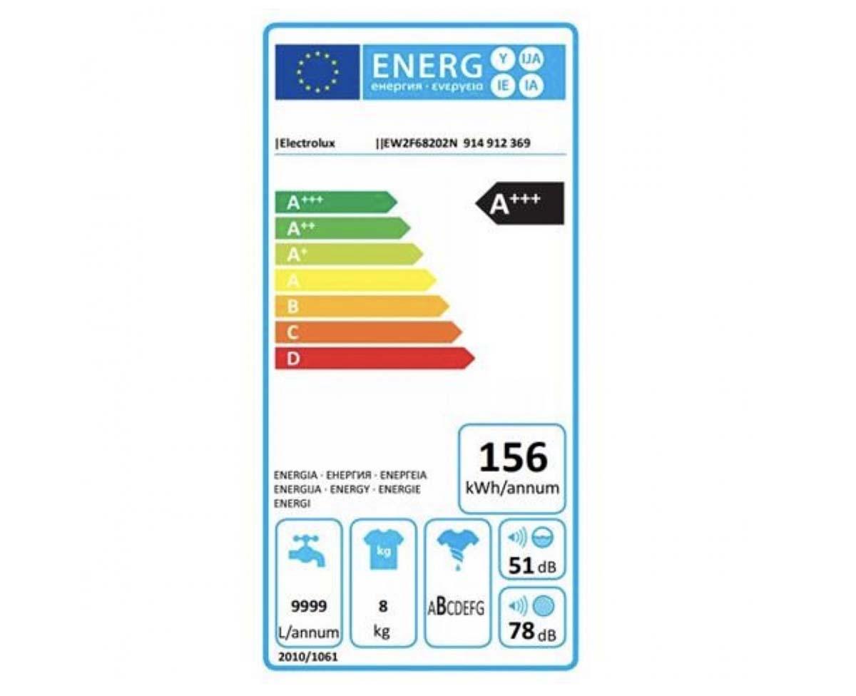 Electrolux EW2F68202N
