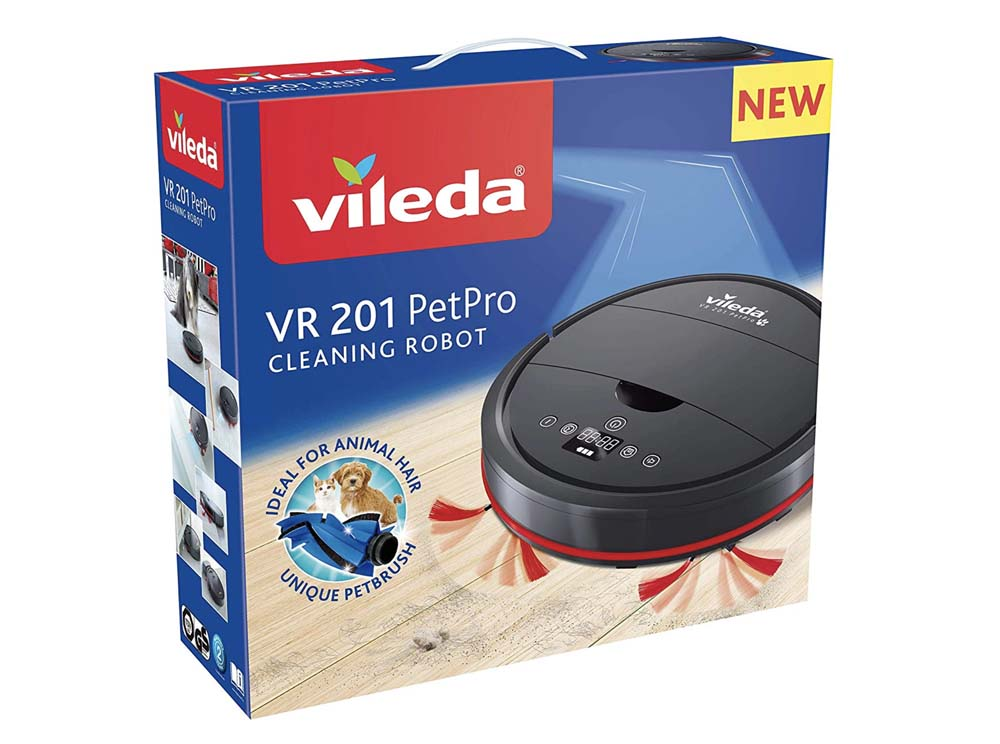 Vileda VR 201 PetPro 160884