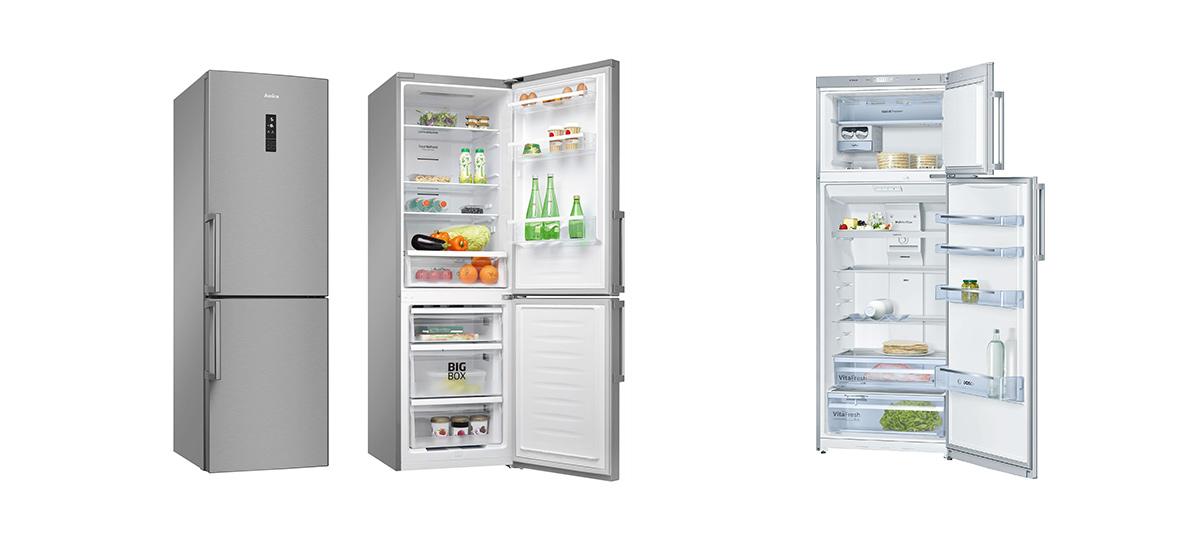 frigorifero combinato o doppia porta
