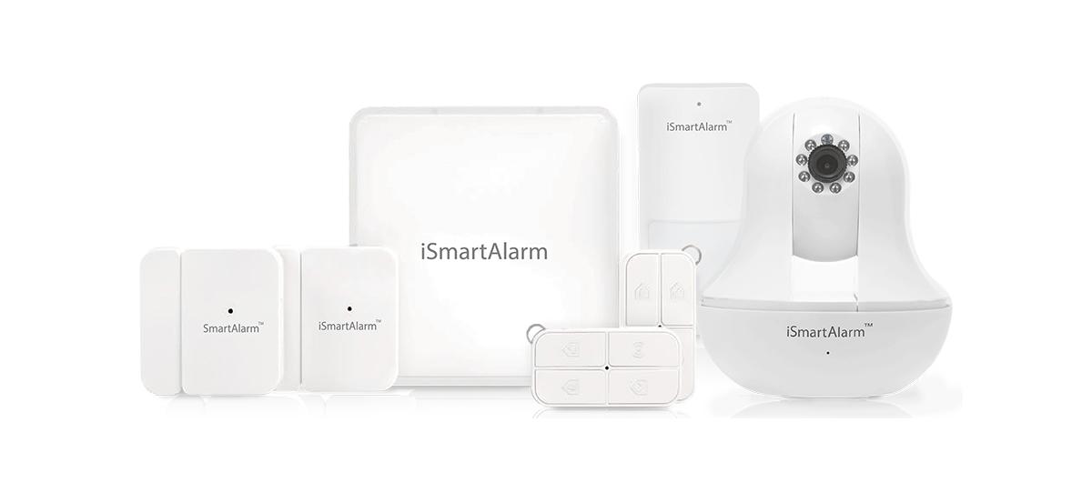 iSmartAlarm Premium