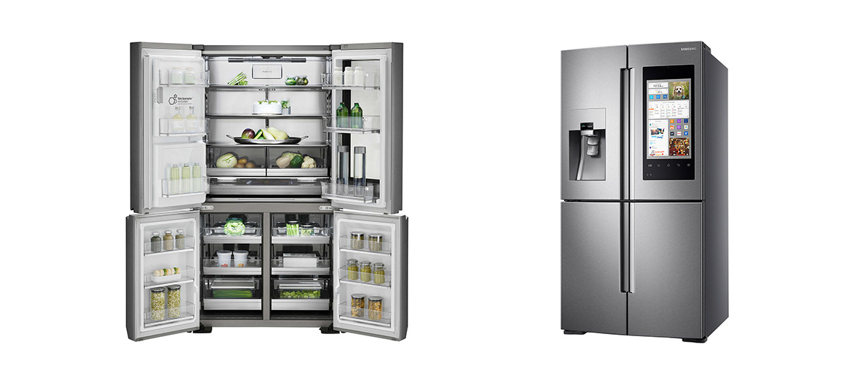 Migliori frigoriferi a 4 porte del 2019