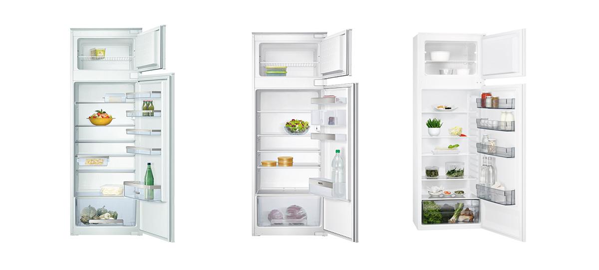 Migliori frigoriferi doppia porta da incasso del 2019