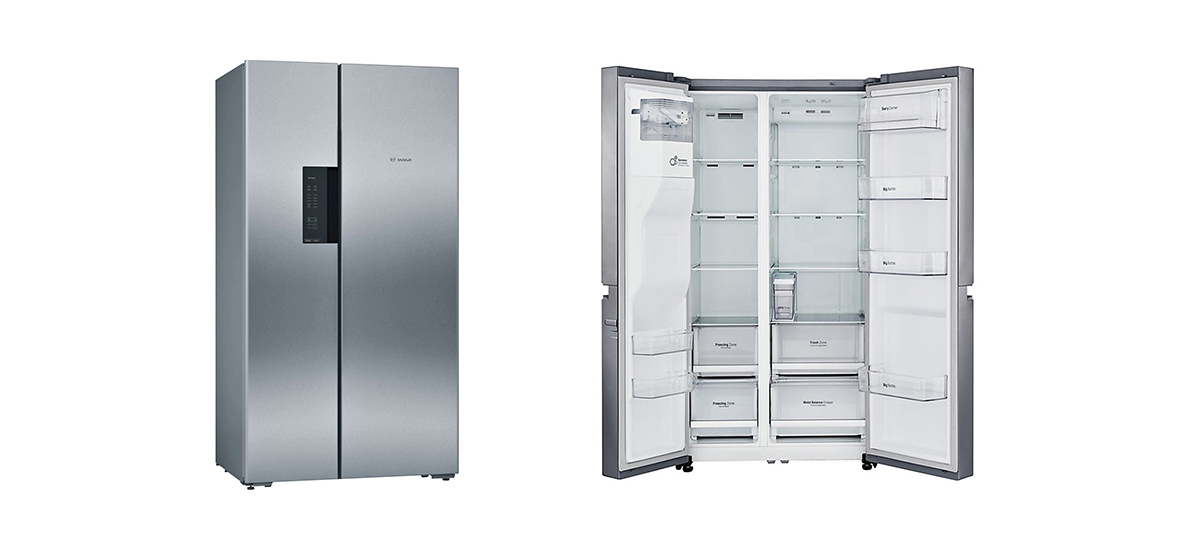 miglior frigorifero side by side