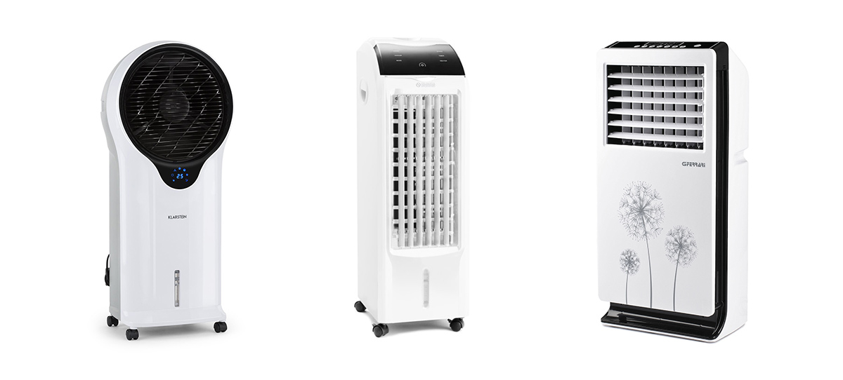 miglior raffrescatore evaporativo domestico