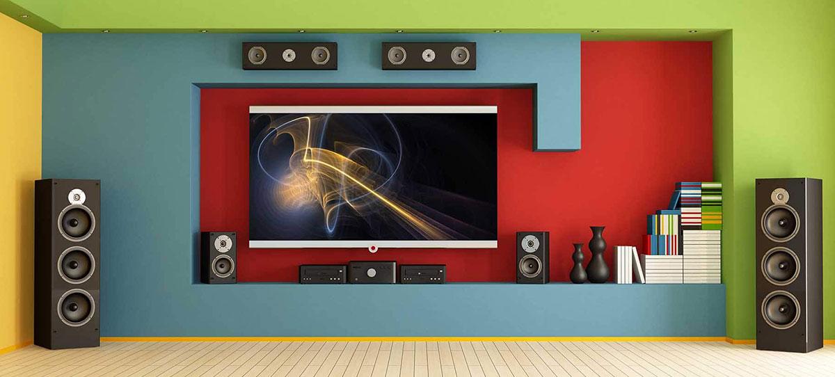 proiettore o tv