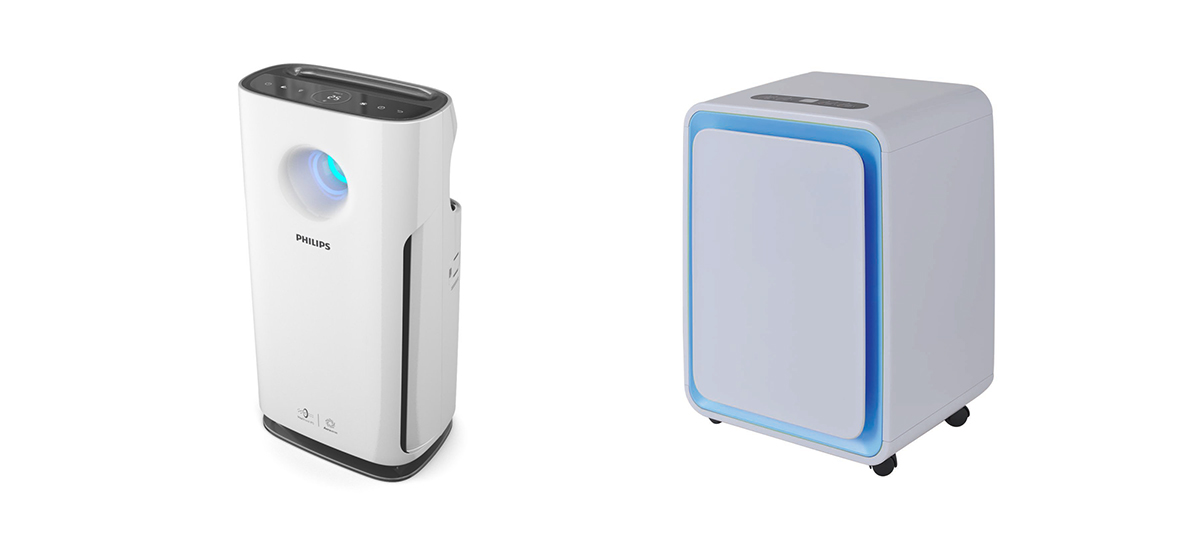 purificatore d'aria o deumidificatore?