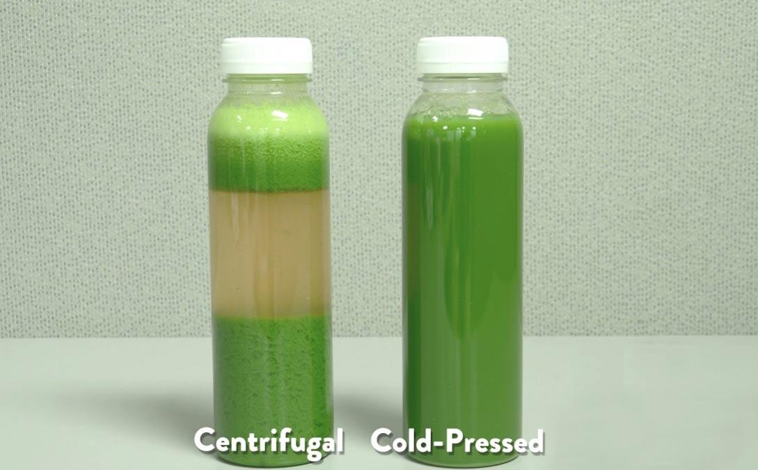 succo centrifugato o estratto