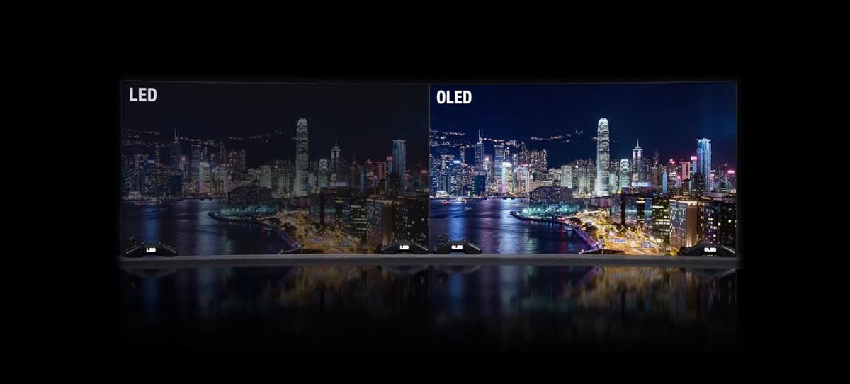 televisori LED o OLED