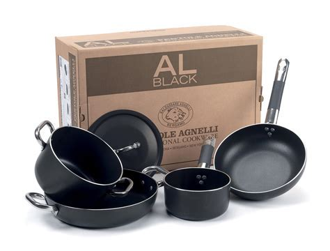 Agnelli Set Al-Black 2