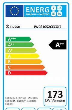 Indesit IWC 61052 C ECO IT